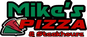Mike's Pizza & Steakhouse logo