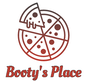 Booty's Place logo