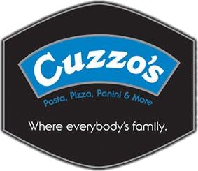 Cuzzo's Pasta Pizza Panini & More