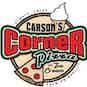 Carson's Corner Pizza & Ice Cream logo