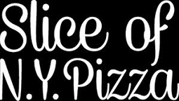 Slice of New York Pizza logo