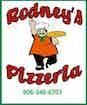 Rodney's Pizzeria logo