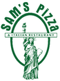 Sam's New York Style Pizza & Italian Restaurant logo
