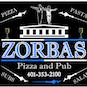 Zorba's Pizza & Pub logo