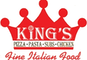 King's Pizza logo