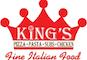 King's Pizza logo