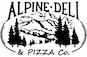 Alpine Deli & Pizza Co logo