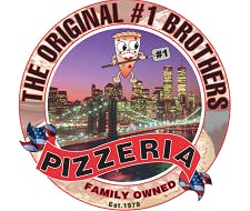 Original #1 Brothers Pizza