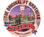 Original #1 Brothers Pizza logo