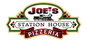 Joe's Station House Pizza logo
