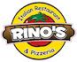 Rino's Pizza logo