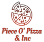 Piece O' Pizza & Inc logo