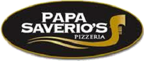Papa Saverio's Pizza logo