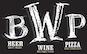 Beer Wine Pizza logo