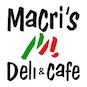 Macri's Deli & Cafe logo