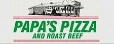 Papa's Pizza & Roast Beef