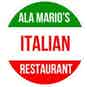 Ala Mario's Pizza logo