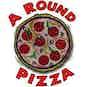 A Round Pizza logo