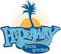 The Hideaway Pizza Kitchen logo