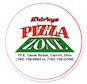 Shirky's Pizza Zone logo