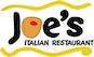 Joe's Italian Grill & Restaurant logo