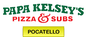 Papa Kelsey's Pizza & Subs logo