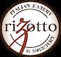 Rizotto Italian Eatery & Sweetery logo