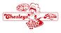 Chesley's Pizza logo