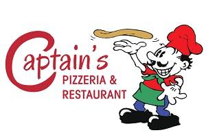 Captain's Pizza & Grill