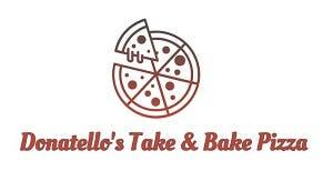 Donatello's Take & Bake Pizza