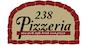 238 Pizzeria logo