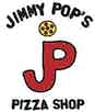 Jimmy Pop's Pizza Shop logo