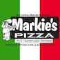 Markie's Pizza logo