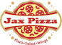 Jax Pizza logo