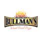 Bullman's Wood Fired Pizza logo