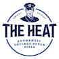 The Heat Pizza  logo