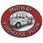 Midway Firehouse Pizza logo