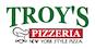Troy's Pizzeria logo