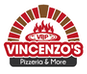 Vincenzo's Pastaria logo