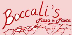Boccali's Pizza & Pasta