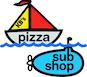 KB's Pizza & Sub Shop logo