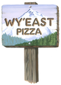 Wy'East Pizza logo