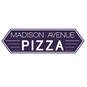 Madison Avenue Pizza logo