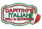Capitini's Italian Deli & Catering logo
