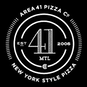 Area 41 Pizza Co logo