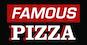 Famous Pizza  logo