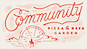 Community Pizza  logo