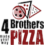 4 Brothers Pizza logo