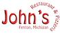 John's Pizzeria Restaurant logo