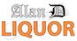 Alan D Liquor logo